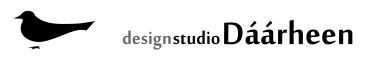 Design studio Dáárheen